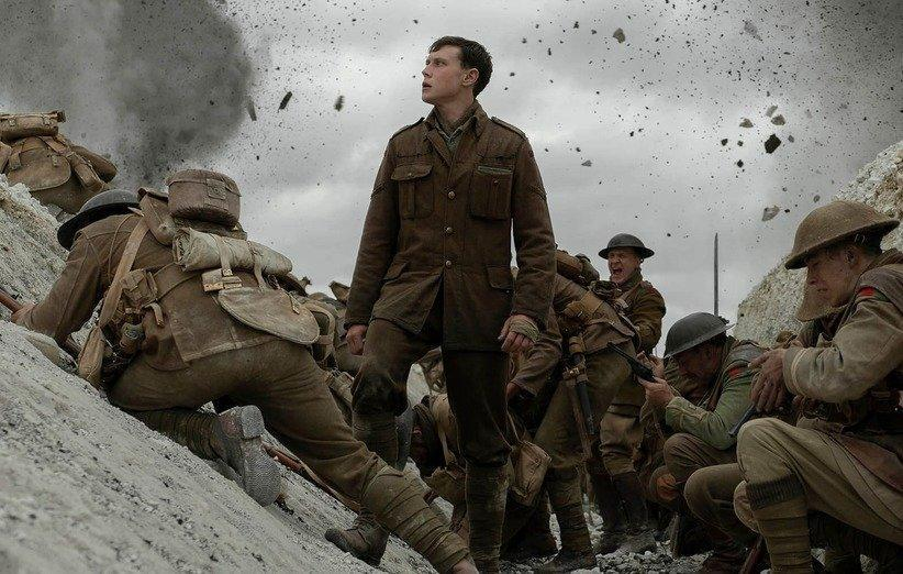 فیلم جنگی جدید سم مندس تنها در یک سکانس پلان فیلم برداری شده