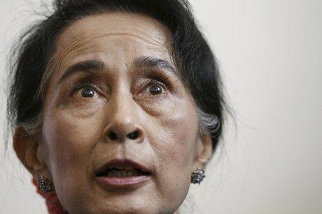 کانادا رسما شهروندی افتخاری آنگ سان سوچی را باطل کرد