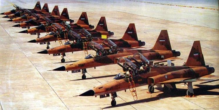 نشنال اینترست: اف-5های ایرانی می تواند تهدید جدی برای اف-35 باشد