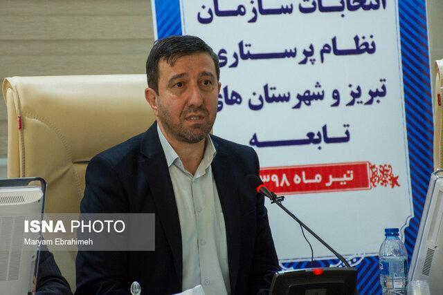 بزرگ ترین خوابگاه دخترانه دانشگاه علوم پزشکی تبریز به بهره برداری می رسد