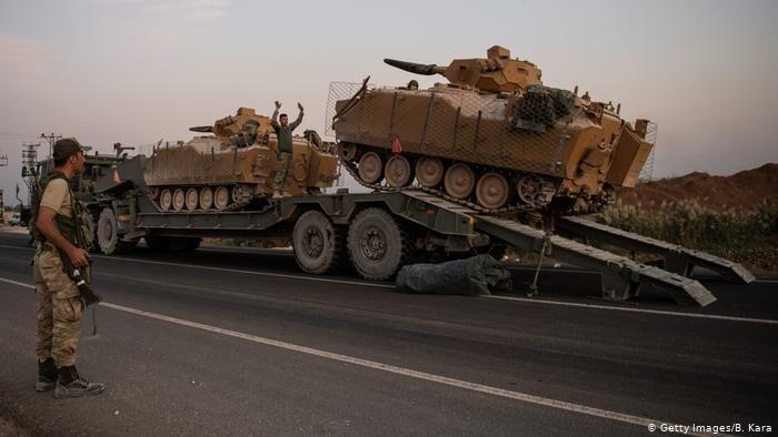 اقدام فوری فرانسه برای محافظت از نیروهای خود در سوریه