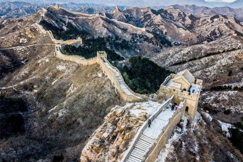 یک هفته با نشنال جئوگرافی؛ از غروب آفتاب در ایتالیا تا طلوع خورشید در چین