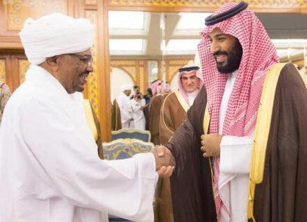 وزیر سابق سودان از بن سلمان پول گرفته بود