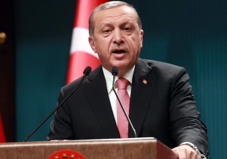 اردوغان: واشنگتن به طور کامل به توافقی که انجام شده بود عمل نکرده است
