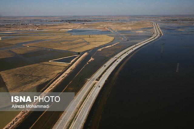 اختصاص 285 میلیارد ریال برای بازسازی راه های روستایی سیل زده خوزستان