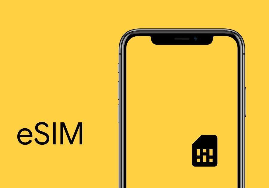 ای سیم (eSIM) ؛ تلفن های آینده شکاف سیم کارت ندارند