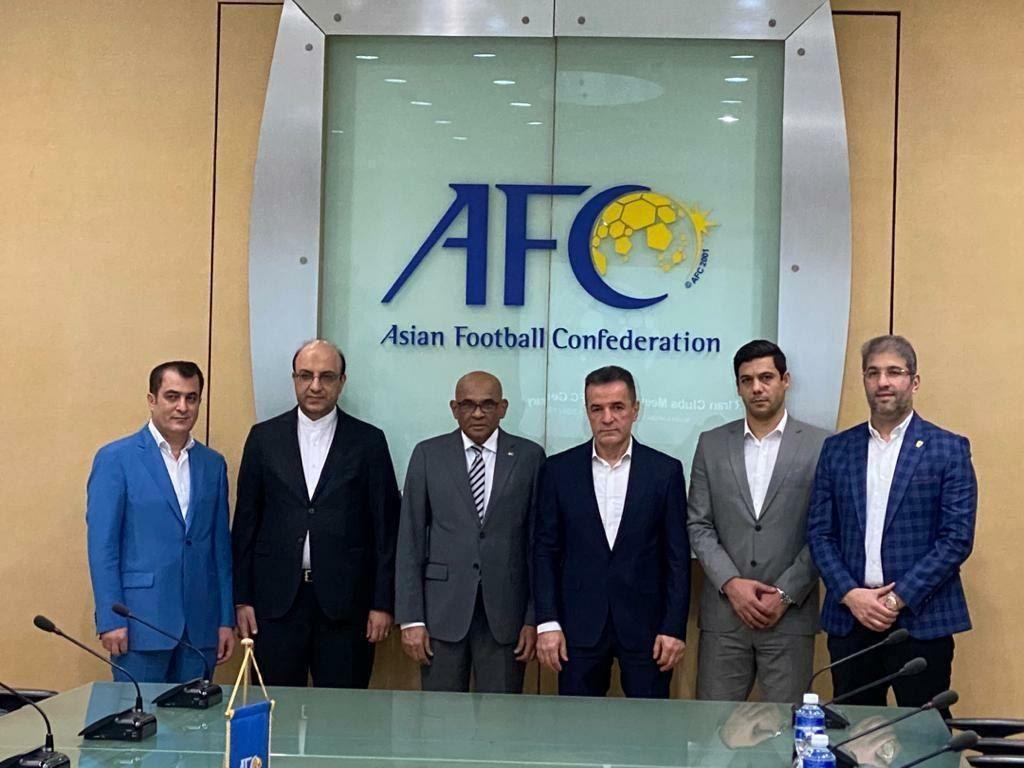 هیئت اعزامی نمایندگان فوتبال ایران به کوالالامپور، امشب به تهران باز می شود