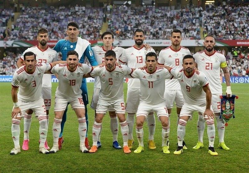رنکینگ فیفا، ایران همچنان در رده سی و سوم دنیا و دوم آسیا ماند