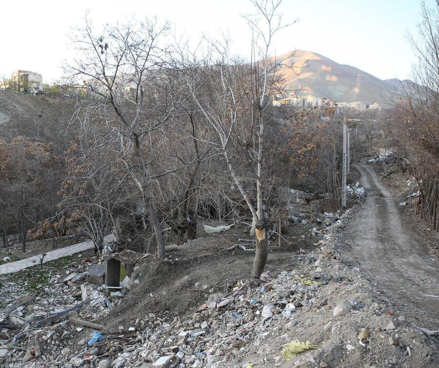 رود دره فرحزاد تهران گردشگرپذیر می گردد