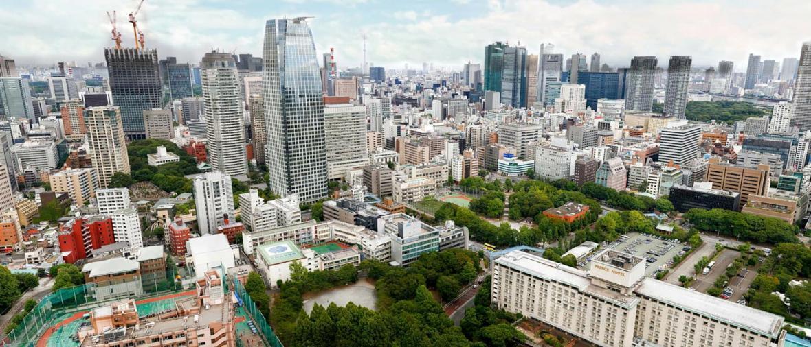 24 ساعت گردش لوکس در توکیو