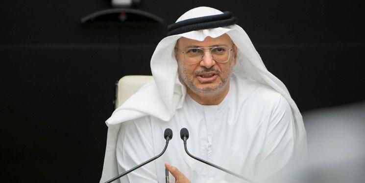 قرقاش: مذاکرات با قطر یک گام به جلو، دو گام به عقب است
