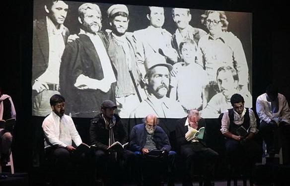 تئاترشهر میزبان خانواده شهید قشقایی شد
