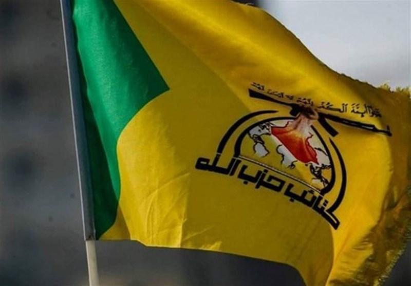 منابع عراقی: گردان های حزب الله خواهان فاصله دریافت دستگاه های امنیتی از پایگاه های آمریکایی شدند