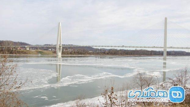 معروف ترین دریاچه های ماهیگیری یخی در اوهایو و تفریح زمستانی