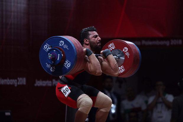 رقابت های بین المللی وزنه برداری جام فجر از امروز آغاز می شود