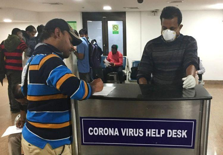 خبرنگاران هند از تمهیدات پیشگیرانه برای مقابله با ویروس کرونا اطلاع داد
