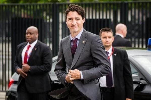 نخست وزیر کانادا با ترامپ تلفنی تبادل نظر کرد
