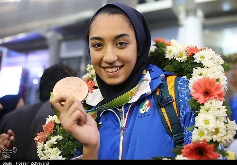 اهدا یک واحد آپارتمان به کیمیا علیزاده؛ بانوی مدال آور ایران در المپیک