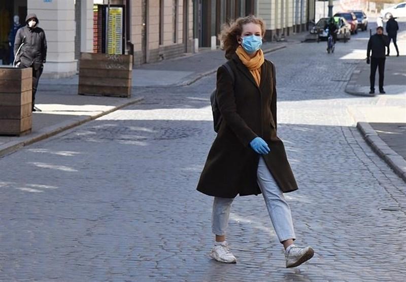 افزایش مبتلایان به کرونا در اوکراین و تشدید رژیم قرنطینه