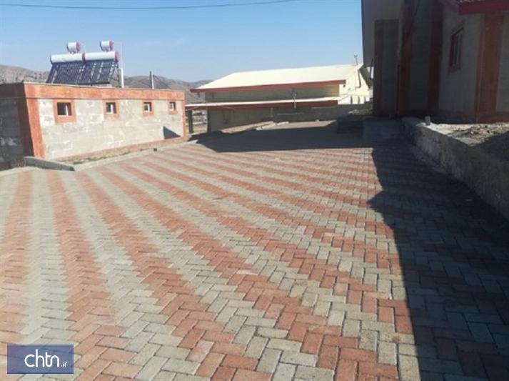 تکمیل کمپ گردشگری و مرکز اطلاع رسانی در پارک شهدای گمنام بستان آباد