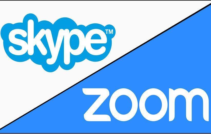 اسکایپ در برابر زوم؛ کدام یک برای تماس تصویری مناسب تر است؟