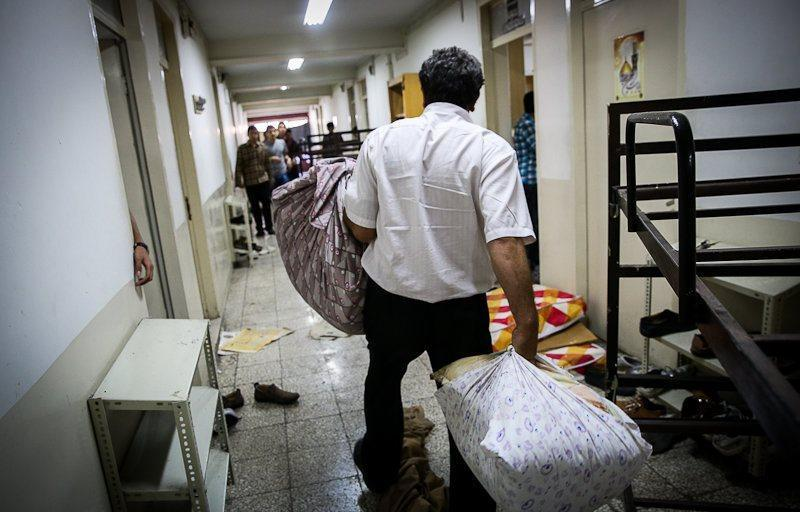 دانشجویان علم وصنعت می توانند برای تخلیه خوابگاه به دانشگاه مراجعه کنند