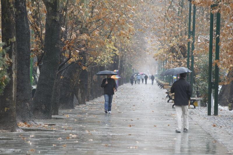 خبرنگاران میانگین بارش های استان مرکزی به 343 میلی متر رسید