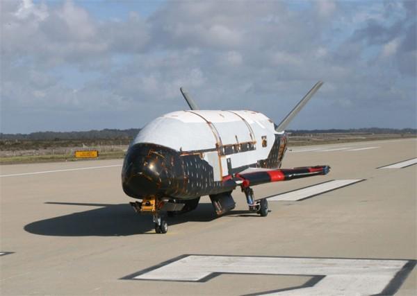 پرتاب هواپیمای فضایی ارتش امریکا به فضا