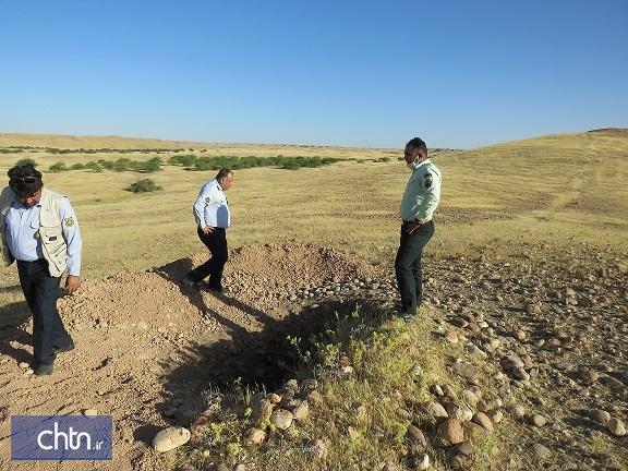 عاملان حفاری غیرمجاز در شوش دستگیر شدند
