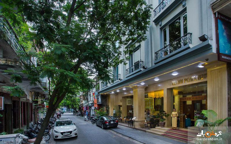 هتل پیرل از هتل های 4 ستاره شهر هانوی، تصاویر