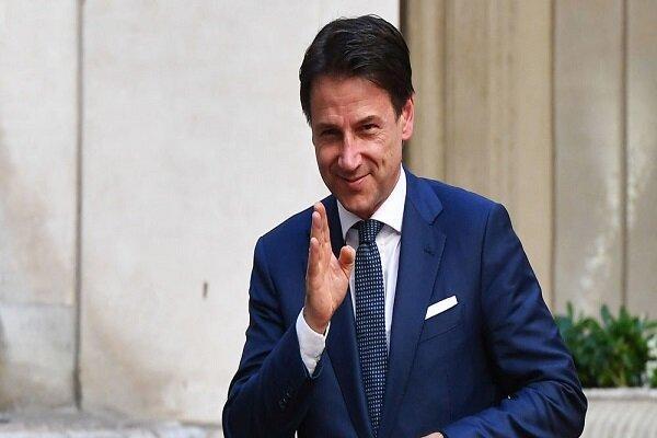 نخست وزیر ایتالیا وارد بیروت شد