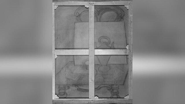 کشف طرحی مخفی از پیکاسو زیر یکی از نقاشی هایش