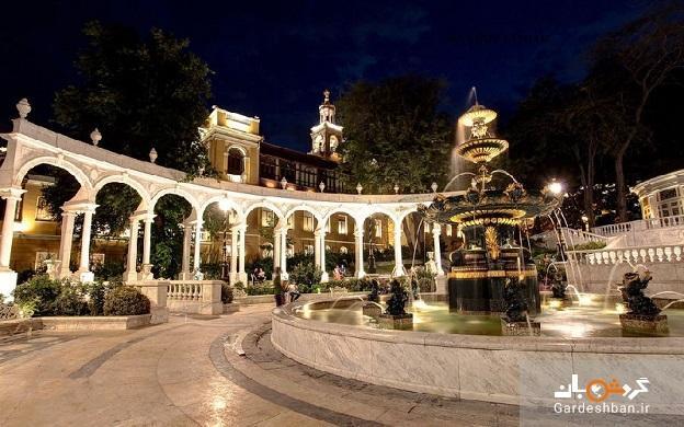 باغ فیلارمونیک؛ از جاذبه های زیبای باکو