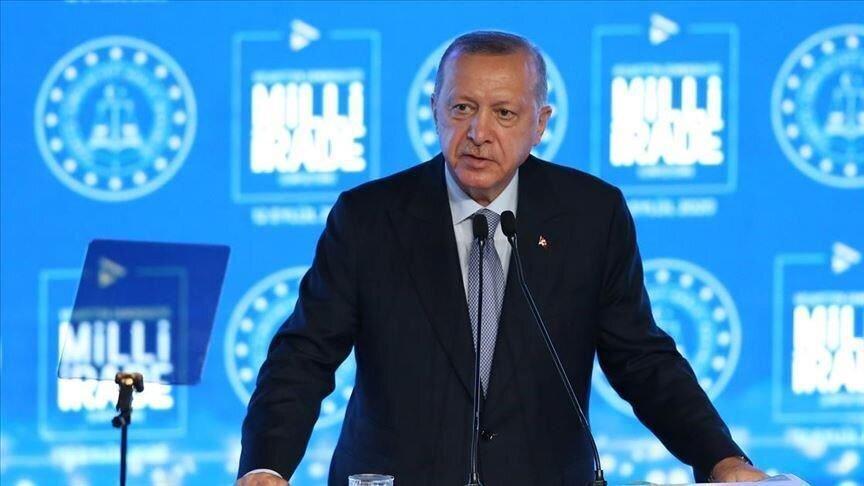 اردوغان: آقای مکرون حتی تاریخ فرانسه را هم نمی دانی، دست از سر ترکیه و مردمش بردار