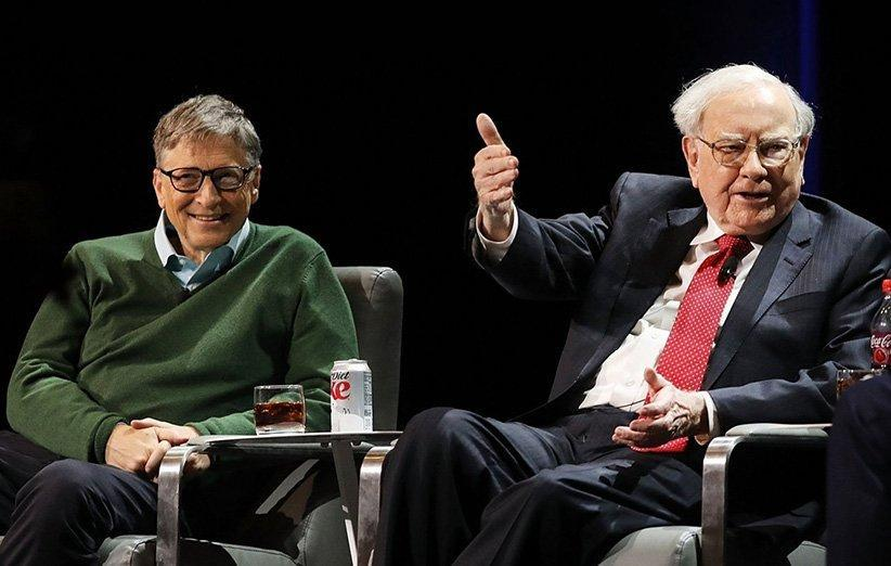 به مناسبت 90 سالگی وارن بافت؛ درس هایی که بیل گیتس از او گرفته است