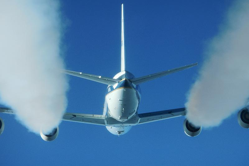 چرا هواپیماها در ارتفاع بالا پرواز می کنند؟