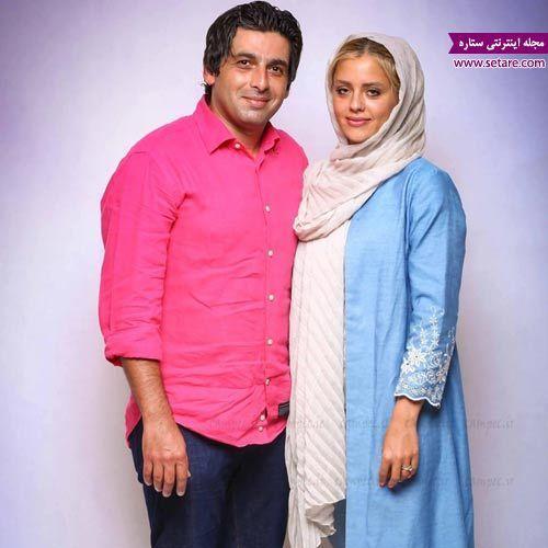 بازگشت همسر سابق حمیدگودرزی به ایران!
