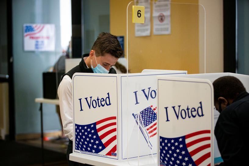 بیش از 4 میلیون آمریکایی تا به امروز در انتخابات ریاست جمهوری رای داده اند