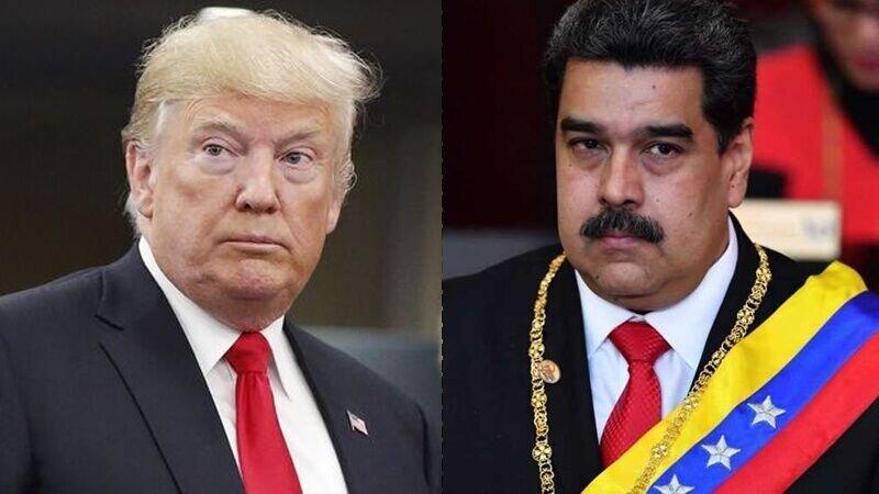 ترامپ دست به دامان مذاکره با مادورو شد