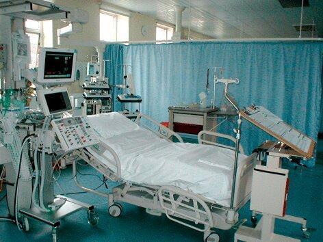80 تخت ICU به بخش درمانی تربت حیدریه تعلق می گیرد