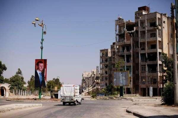 کنفرانس حمایت از بازسازی سوریه و ناکامی سزار آمریکایی