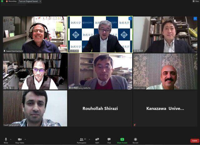 خبرنگاران بیستمین همایش مشترک باستان شناسی ایران و ژاپن برگزار شد