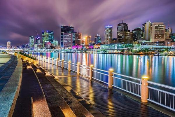 جاذبه های گردشگری شهر رودخانه ای بریزبن در استرالیا