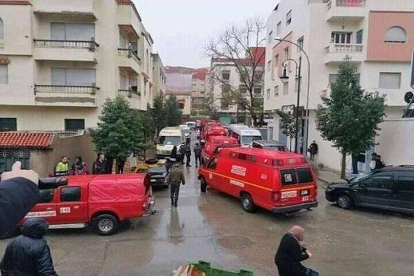 بارش شدید باران 24 کشته در مراکش برجای گذاشت