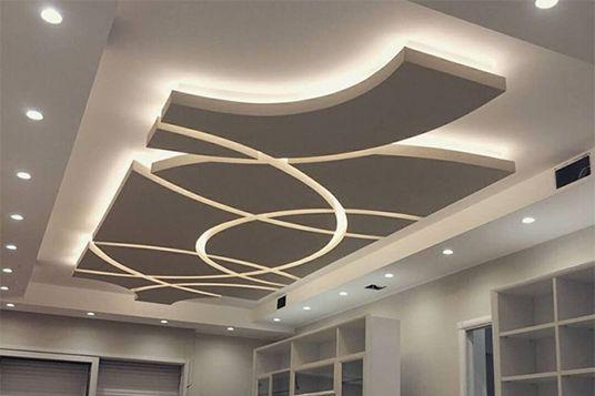 با خدمات دکوراسیون داخلی شهام دیزاین آشنا شوید سقف کاذب چیست ؟