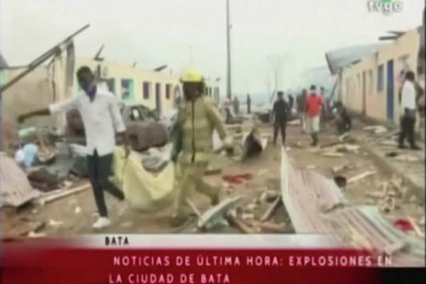 حداقل 20 کشته در یک انفجار مخوف در پایگاه نظامی