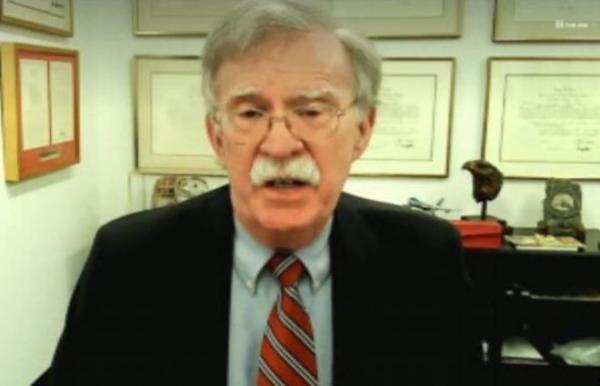 نگرانی جان بولتون از توسعه مناسبات تجاری چین و اروپا