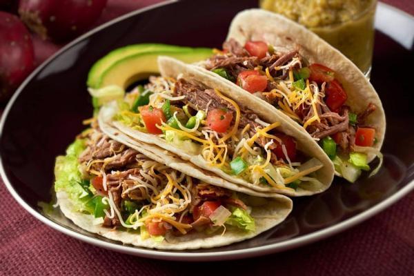 طرز تهیه تاکو؛ معروف ترین غذای سنتی مکزیک