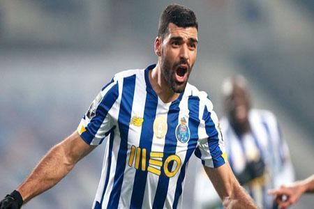 طارمی در تیم منتخب لیگ پرتغال در فصل 2021