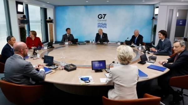 طعنه چین به اجلاس گروه هفت
